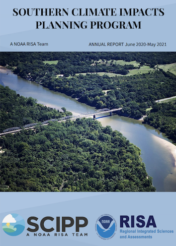 Cover Page: SCIPP Annual Report June 2020 to May 2021