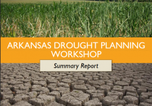 Arkansas Drought Planning Workshop