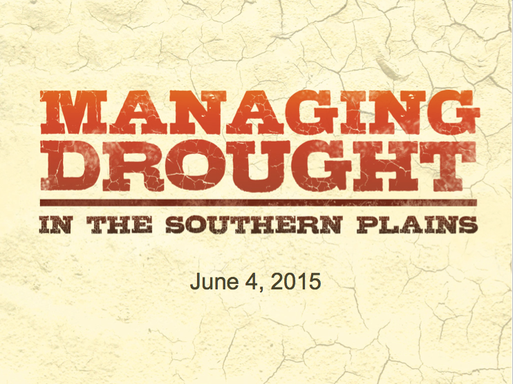 June 4, 2015 Briefing